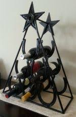 wine rack radiant metal works