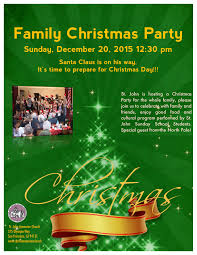 family christmas party ideas family friendly christmas party
