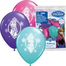 frozen balloons frozen party supplies frozen balloons frozen balloons