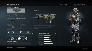 vector ghosts mtar x submachine gun weapon guide call of duty ghosts best