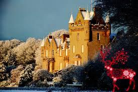 lochinch castle charity christmas fair castle kennedy gardens