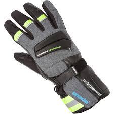 bike waterproofs spada latour winter leather motorcycle touring gloves motorbike