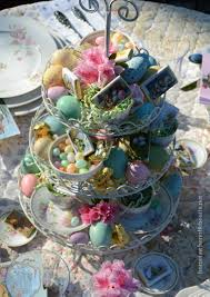 at the table with easter greetings u2013 home is where the boat is
