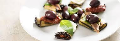 canap aubergine chargrilled aubergine bites le petit oeuf