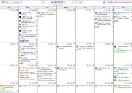 wedding planning calendar screenshots live sle calendars keepandshare