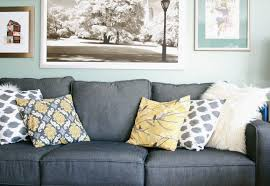 sofas wonderful home decor with grey sofa to go living room