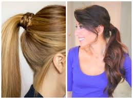 ponytail hairstyles for 5 best hairstyle ideas for work hair world magazine