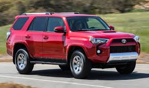 toyota jeep 2017 2016 toyota 4runner limited suv red color at nuevofence com