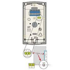 bosch isc bpr2 w12 blue line gen2 standard pir motion detector