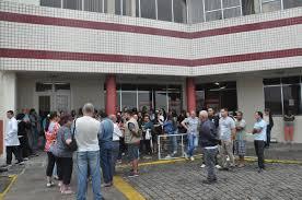 funcionários do hospital em estado de greve canguçu em foco