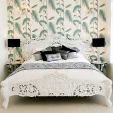 shabby chic bedroom wallpaper ideas home design inspiration
