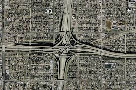 Los Angeles Without A Map by What U0027s Up With That Building Bigger Roads Actually Makes Traffic