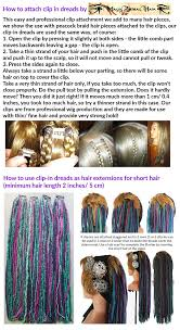 installing extension dreads in short hair dreadlocks for short hair many colors gypsy tribal fusion