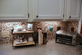 peel and stick tile backsplash u2013 review of pros and cons