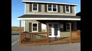 Live In Garage Plans by Two Story Tiny House Sale At Home Depot Cheap Youtube