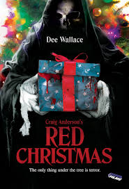 dee wallace gathers us all around the tree for red christmas