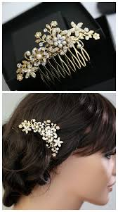 hair clasp 343 best wedding hair accessories images on