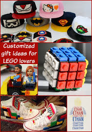 personalized gift ideas personalized gift ideas for lego lovers beauty through imperfection