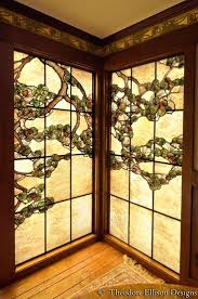 Arts And Crafts Style Curtains Japanese Window Shades Apartment U Style Curtains Anielka