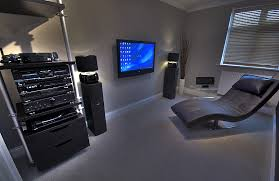 other design trendy and modern bedroom design with black painted