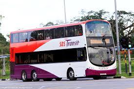 roll royce seletar sbs transit service 117 public transport sg