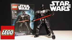 lego star wars darth vader buildable figures new toy 2015 the