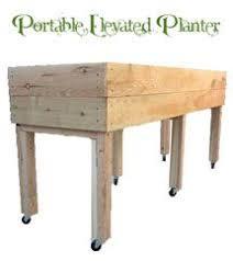 best 25 elevated planter box ideas on pinterest herb garden