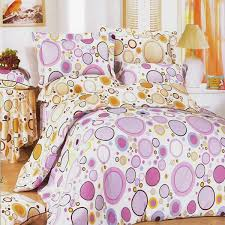 pink u0026 brown polka dot girls bedding king duvet covers sets
