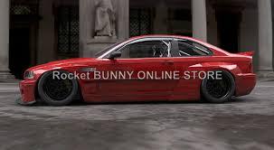 pandem bmw e46 wide body kit rocketbunny discovery japan mall