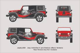offroad jeep graphics vehicle custom graphic design signs of seattle