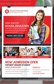 school brochure design templates 18 best academic flyer templates designs free premium templates