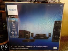 5 1 3d Blu Ray Home Theater Htb3540 94 Philips - bluray 3d home clasf
