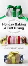 diy christmas gift baking in tea towels