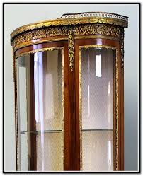 antique display cabinets with glass doors antique display cabinets with glass doors home design ideas