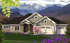 traditional home plans 2 bed ranch with craftsman accents 89953ah architectural