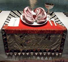 judy chicago dinner table ipernity setting for susan b anthony in the dinner party by judy