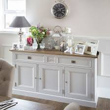 cream dining room sideboard dining room decorating ideal home