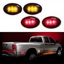led side marker lights for trucks pieces led fender bed side marker lights for chevy gmc truck