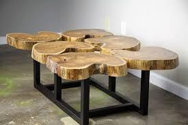 Slab Coffee Table by Teak Wood Slab Coffee Table Coffee Table Design Ideas