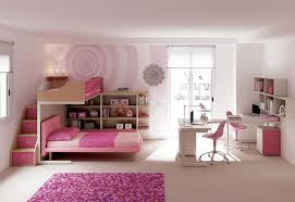 chambre enfant fille chambre ado fille avec lit mezzanine collection et chambre enfant