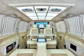 luxury mercedes van mvd 1311 v class business luxury van klassotic premium vip