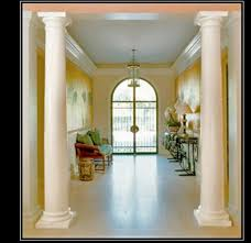 interior columns for homes plain smooth columns architectural decorative plain columns