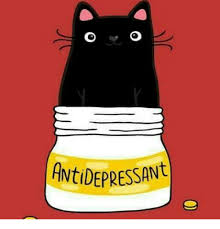 antidepressant meme on sizzle