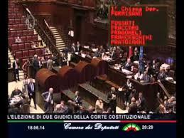 parlamento seduta comune roma parlamento in seduta comune 19 06 14