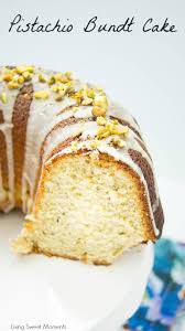 pistachio bundt cake recipe living sweet moments
