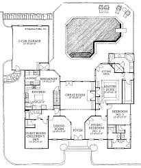 closed floor plan if i had to have a one story this would be it