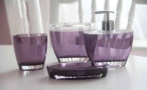 Purple Bathroom Accessories by Elegant Purple Bathroom Accessories Design Of Your House U2013 Its