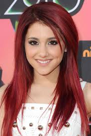 coloured hair for 2015 grand ariana grande before and after beautyeditor