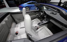 porsche 911 inside 2013 porsche 911 4 look motor trend
