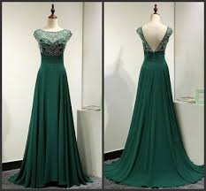 backless prom dresses chiffon prom gowns champagne prom dresses